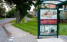 Abricampagne voor Maassen van den Brink uit Velp