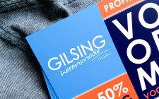 Mailing vooropruiming Gilsing Herenmode Didam