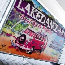 Fotografie tijdens dance-event Lakedance