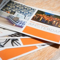 Postcards Amsterdam Canal Hotel