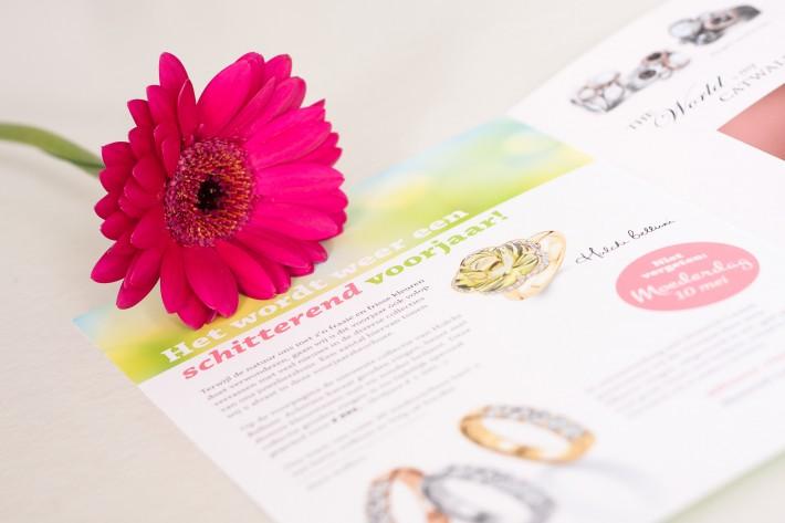 Voorjaarsbrochure Juweliershuis Aalbers
