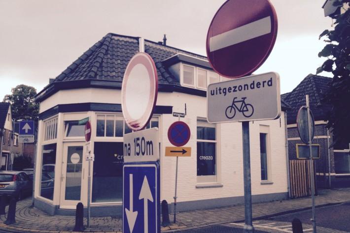 Spoorstraat Dieren-Zuid afgesloten