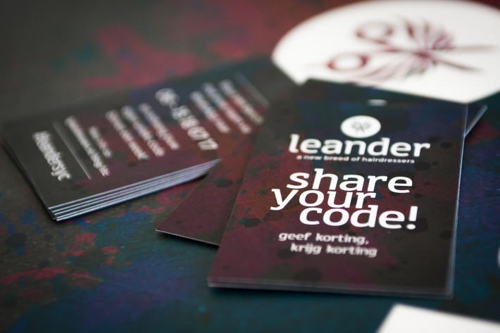 Leander - Share Your Code
