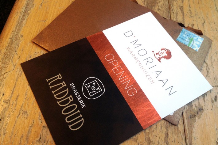 Opening Restaurant d'Moriaan en Brasserie Radboud in Warmenhuizen-opening-moriaan-radboud-warmenhuizen