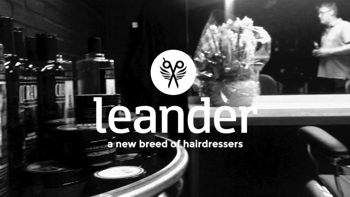Opening salon Leander Grotenhuis in Dieren