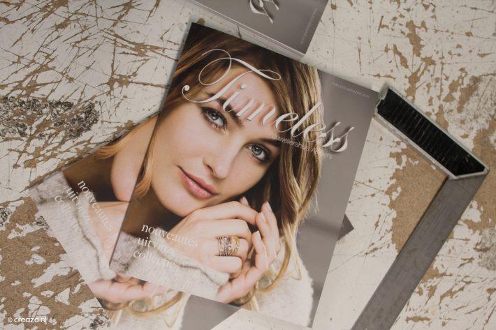 Magazine Timeless voor Juweliershuis Aalbers